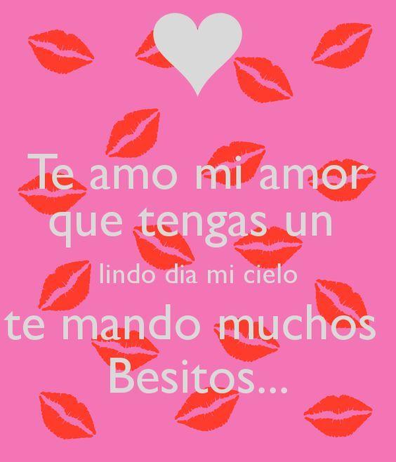 Poemas De Buenos Dias Mi Amor Te Amo 1a2df826a8bca9136fc098fd32adc638 Jpg 564 658 Mensajes Buenos