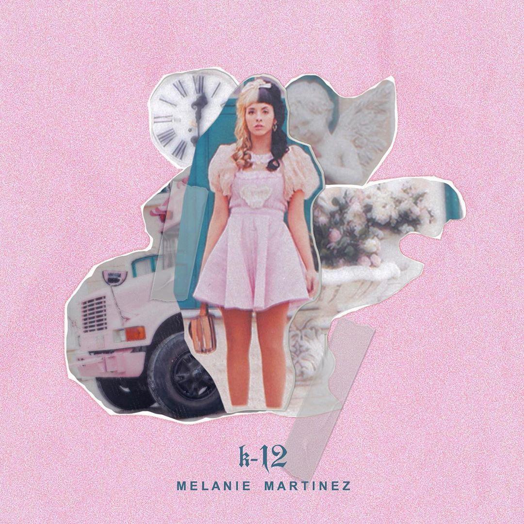 Melsfay On Instagram K 12 As The Hfk Album Cover Edit By Me Melaniemartinez K12 Cr Album Covers Melanie Martinez Crybaby Melanie Martinez