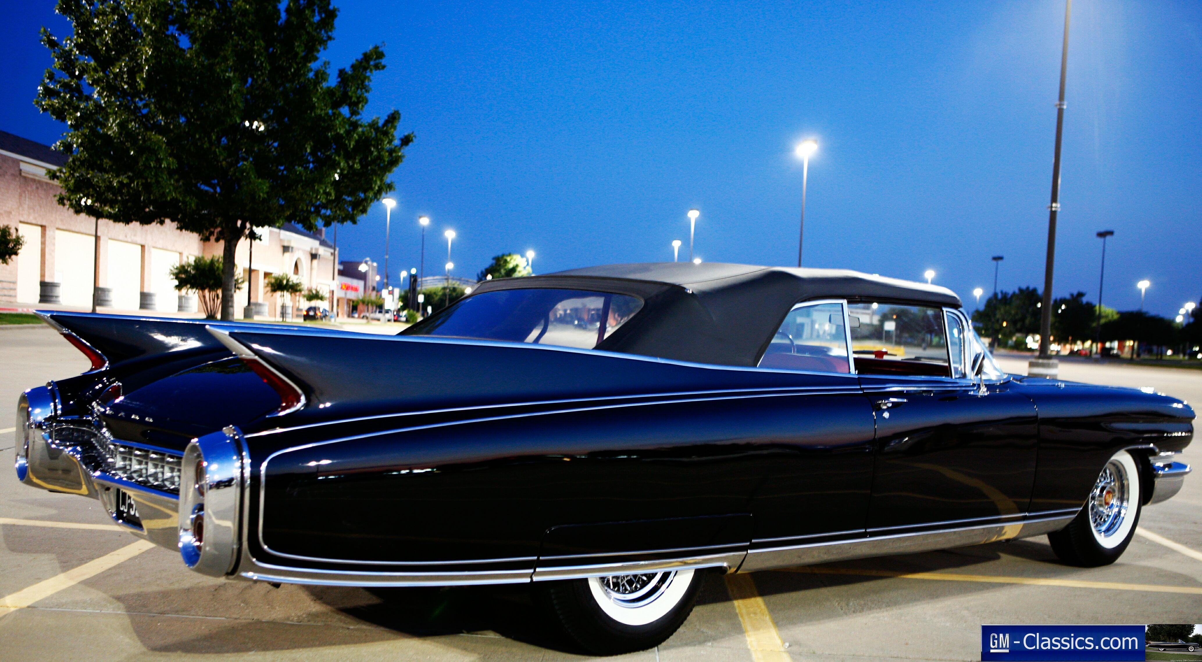 1960 Cadillac Eldorado Biarritz | custom cars | Pinterest | Cadillac