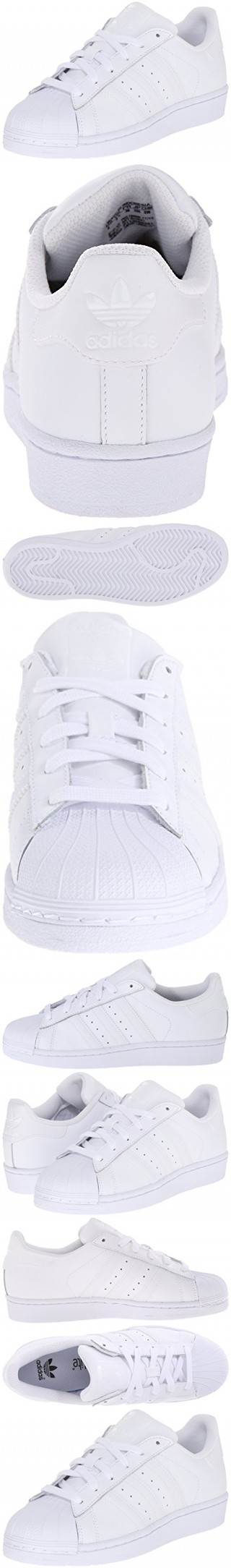 Adidas Originals Superstar Foundation J Casual Basketball-Inspired Low-Cut  Sneaker (Big Kid) 1f409ae0c5209