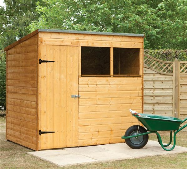 5 favorites wooden garden sheds