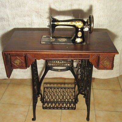 machine coudre singer 15k ann e 1901 machines. Black Bedroom Furniture Sets. Home Design Ideas