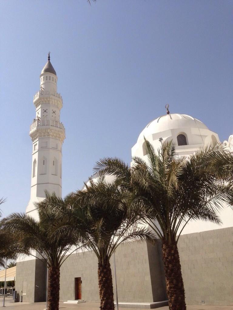 Masjid Quba Fotografi