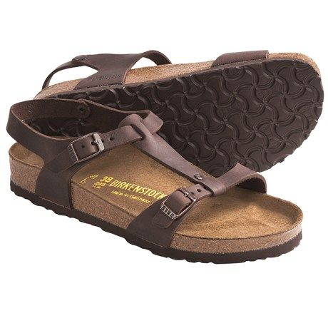 30c4a16defa2 Birkenstock Odessa Sandals - Oiled Leather (For Women)