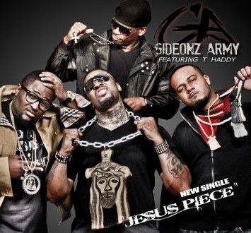 "Gideonz Army (@GAmusic3) ""Jesus Piece"" Ft. T Haddy"