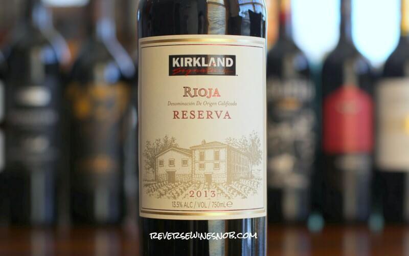 Kirkland Signature Rioja Reserva Costco Scores Again Best Red