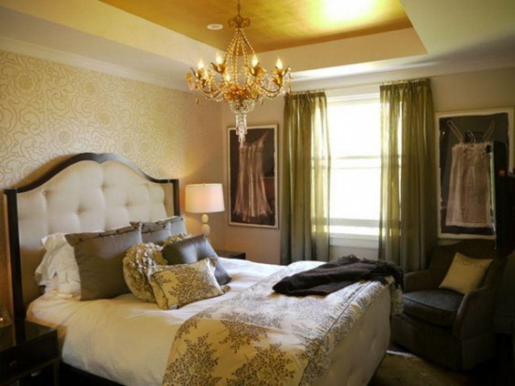 Master Bedroom Minimalist Design Mesmerizing Overawe Master Bedroom Decor Ideas With Tufted Headboard  Bedroom Inspiration Design