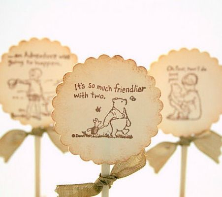 Tips For A Classic Winnie The Pooh Themed Baby Shower | Disney Baby.