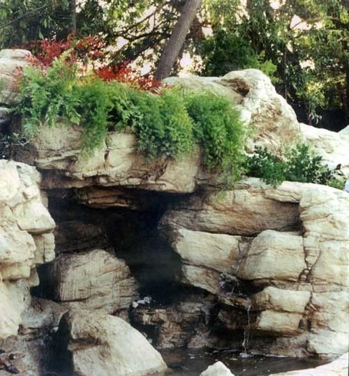 Fake Rock Water Features Water Feature Ideas