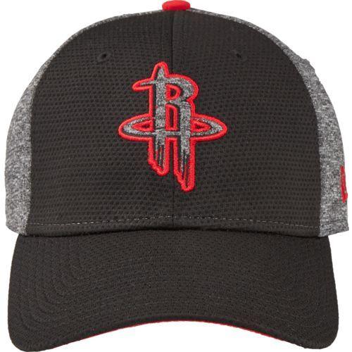 5c5b03df322 New Era Men s Houston Rockets 39THIRTY Fierce Fill Cap (Red