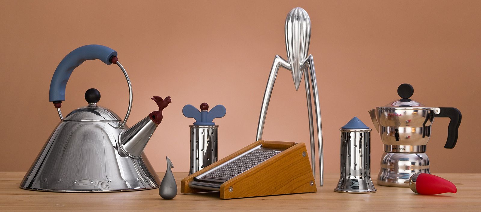 Alessi At Local Root  Alessi Cheese Grater And Grater Extraordinary Alessi Kitchen Decorating Inspiration
