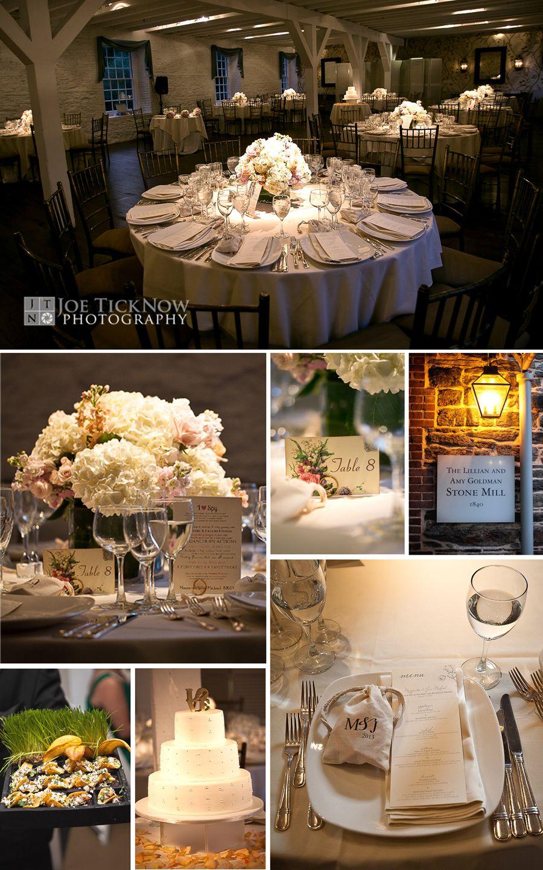 The Stone Mill at The New York Botanical Garden Wedding Photos ...