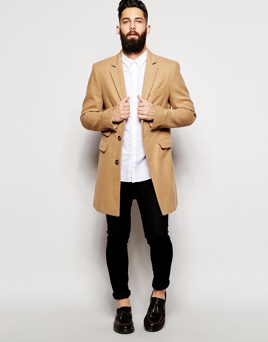 Image of farah overcoat mens pinterest mens gear