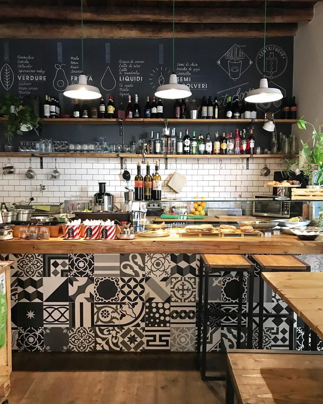 Bar alessandro girotti design per interni for Arredamento caffetteria