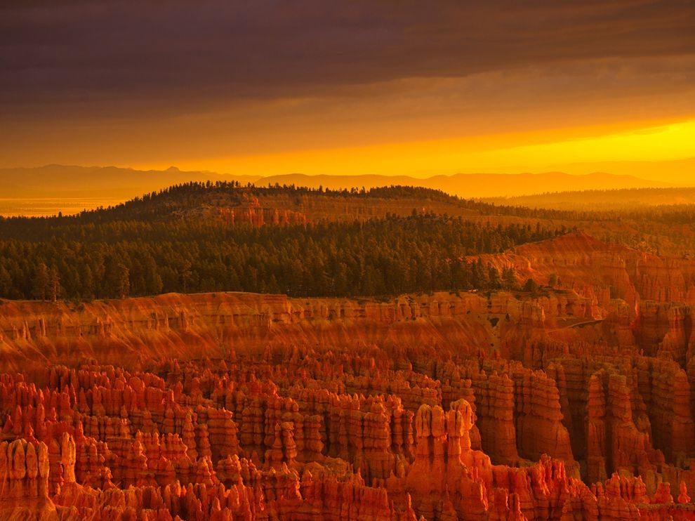 Photo of the Day ♒ Sunrise ☀ Sunset Bryce canyon