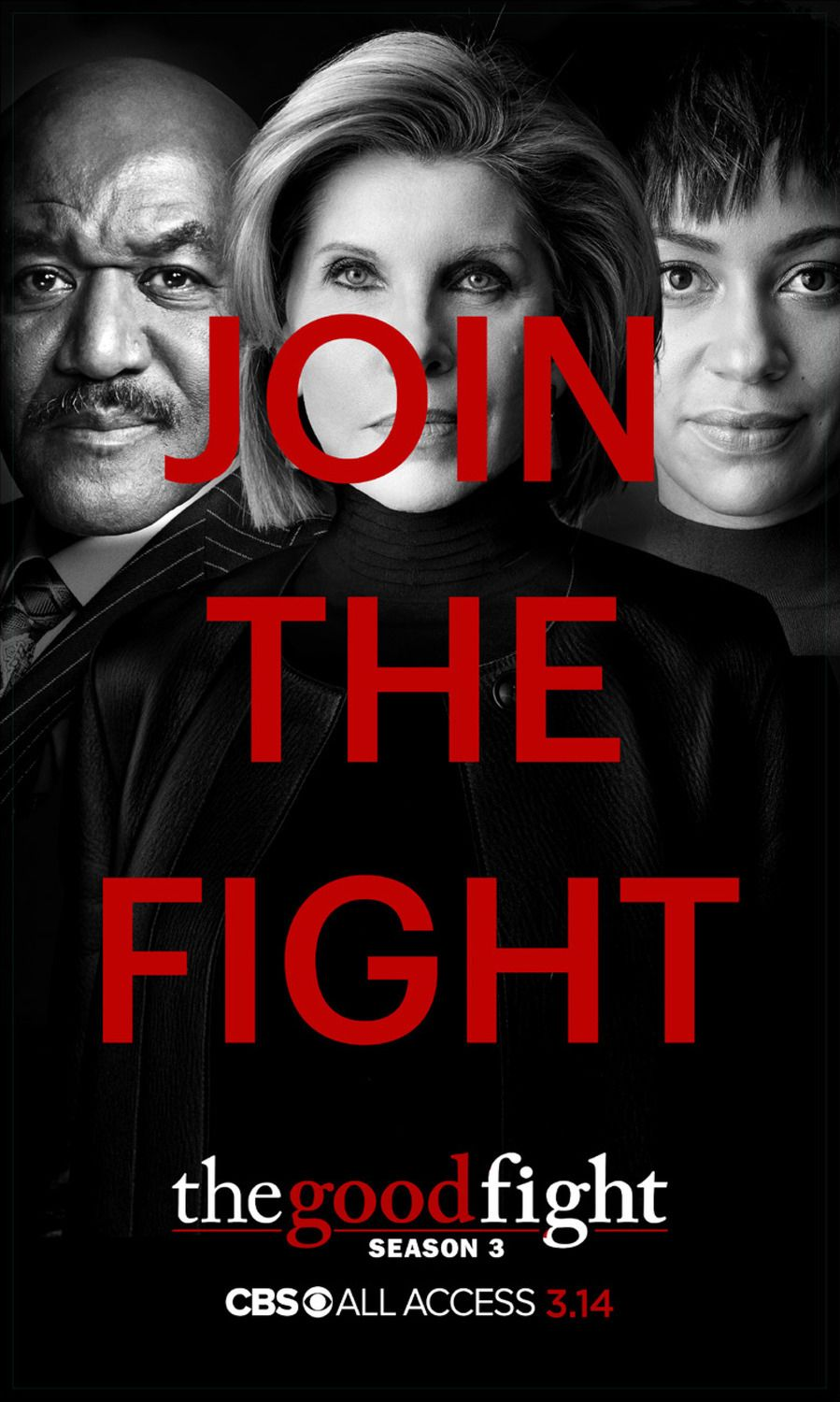 The Good Fight Tv Series 2017 Imdb Fight Tv Tv Series