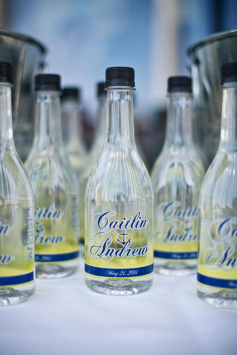 Personalized Wedding Favor For The Nautical Bride Olive Oil Or