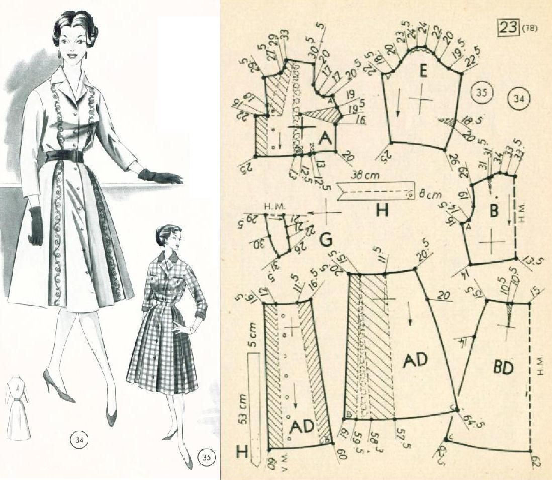 Pin by Catherine Fogarty on Fashion Patterns   Pinterest   Costura ...