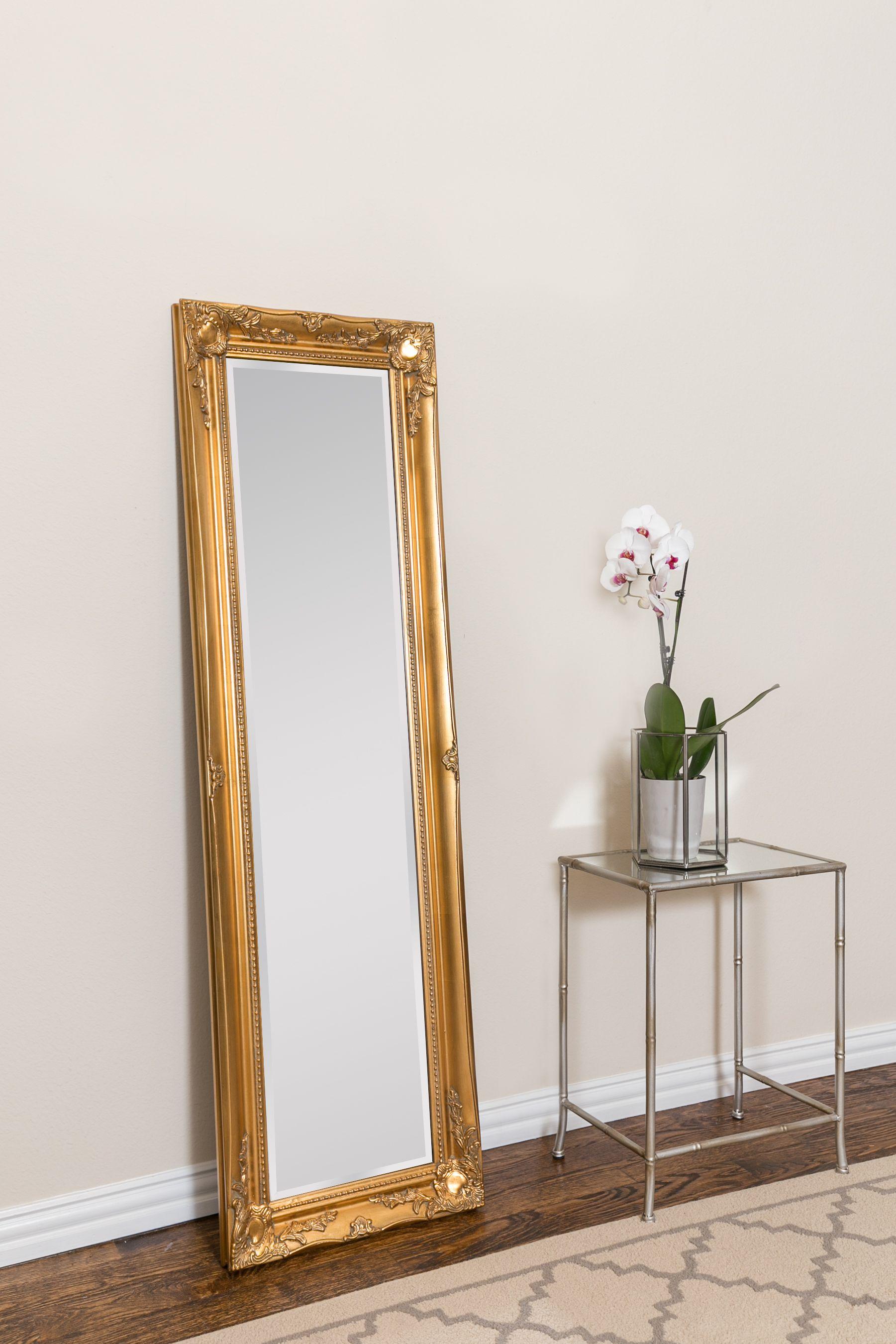 Floor Length Mirror Wall Decor
