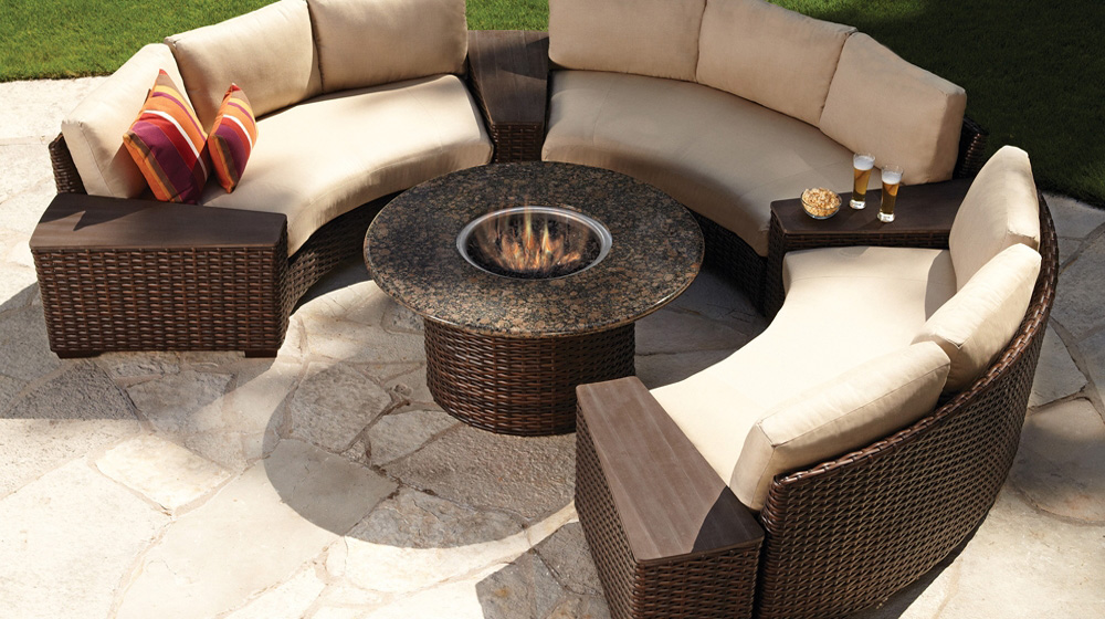 Top 10 Outdoor Fire Pit Table Sets Fire Pit Table Set Outdoor Fire Pit Table Patio Furniture Sets