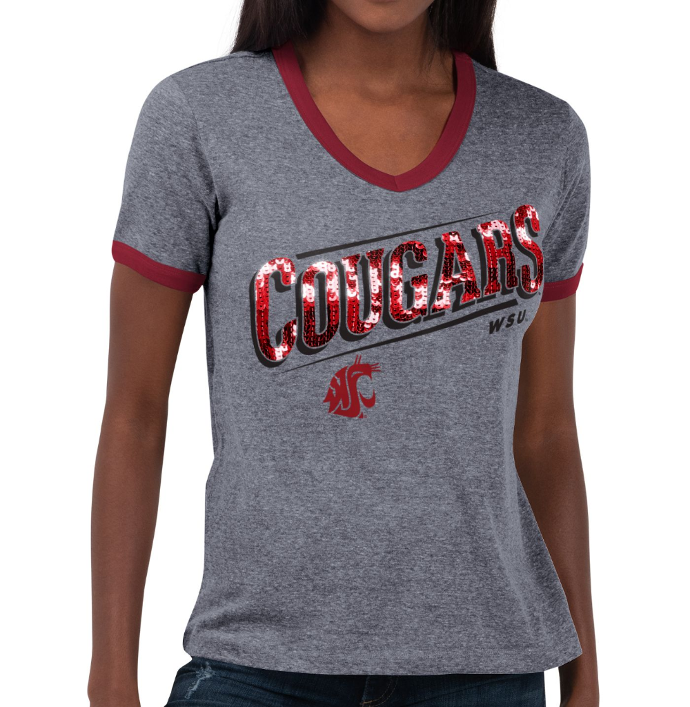 Touch by Alyssa Milano Women's Washington State Cougars