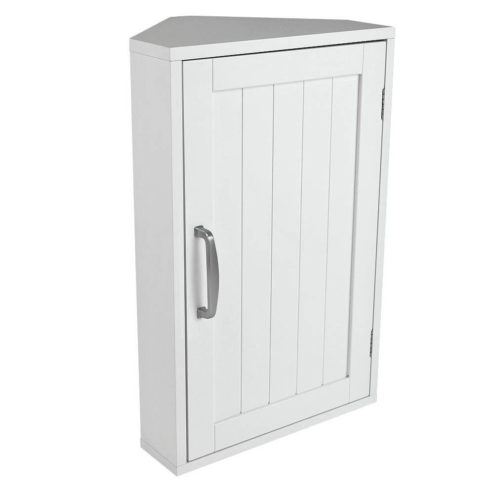 Buy Argos Home Tongue Groove Corner Cabinet White Bathroom Wall Cabinets Argos Argos Home Bathroom Wall Cabinets Corner Cabinet