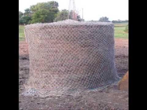 Tough 1 Round Bale Net