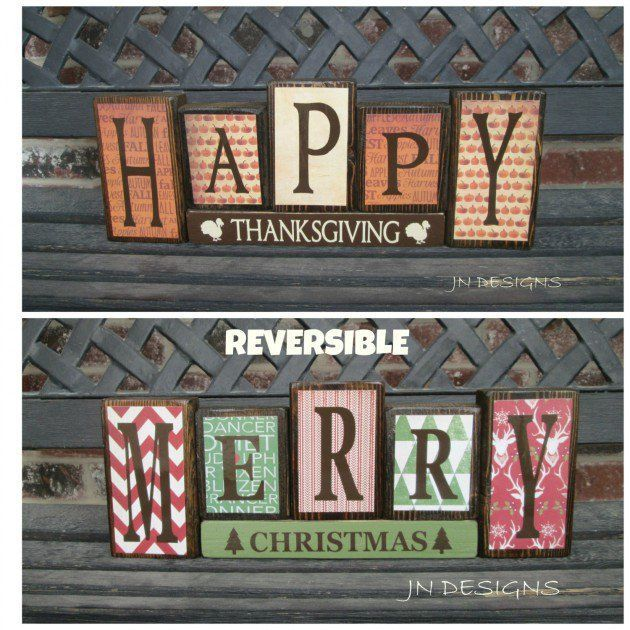 20 Beautiful Thanksgiving Decoration DIY Ideas To Decorate Your Home