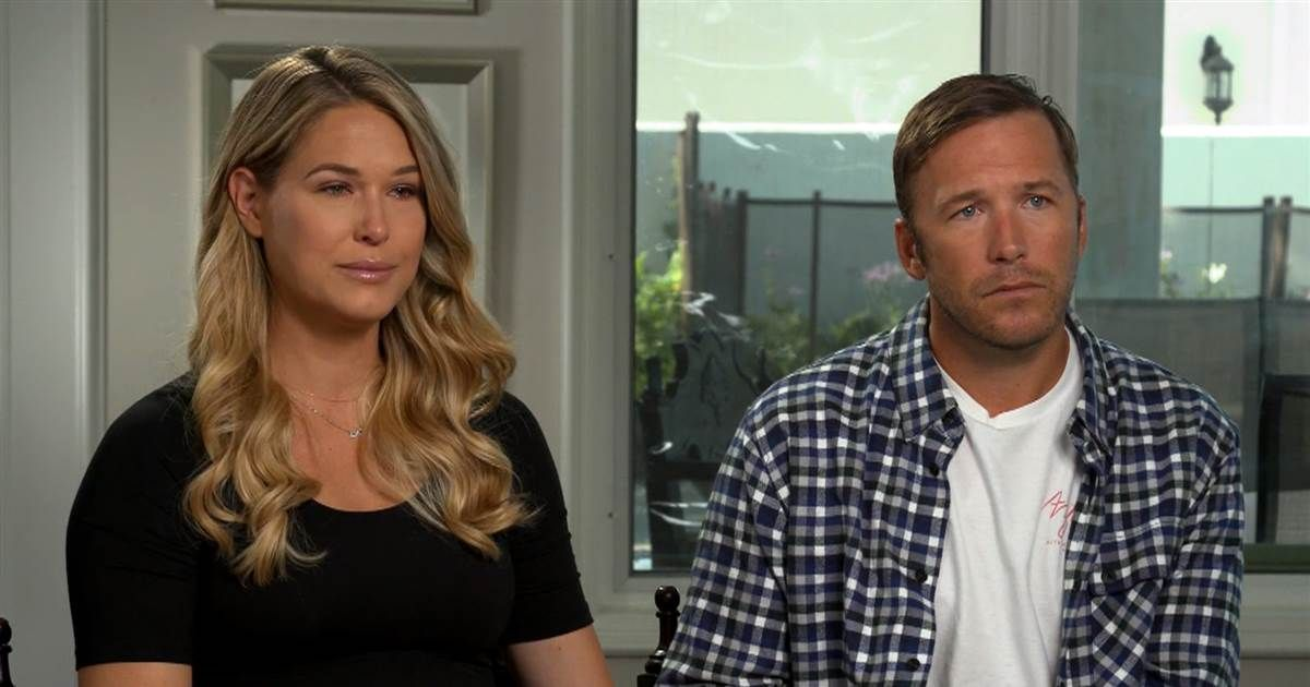 "PARENTS |  Bode and Morgan Miller open up about daughter's drowning and share new mission |  The couple is trying to ""live our days with purpose"" by sharing message about pool safety.  by Eun Kyung Kim and Molly Palmer / Jul.30.2018 / 7:29 AM ET / Source: TODAY"