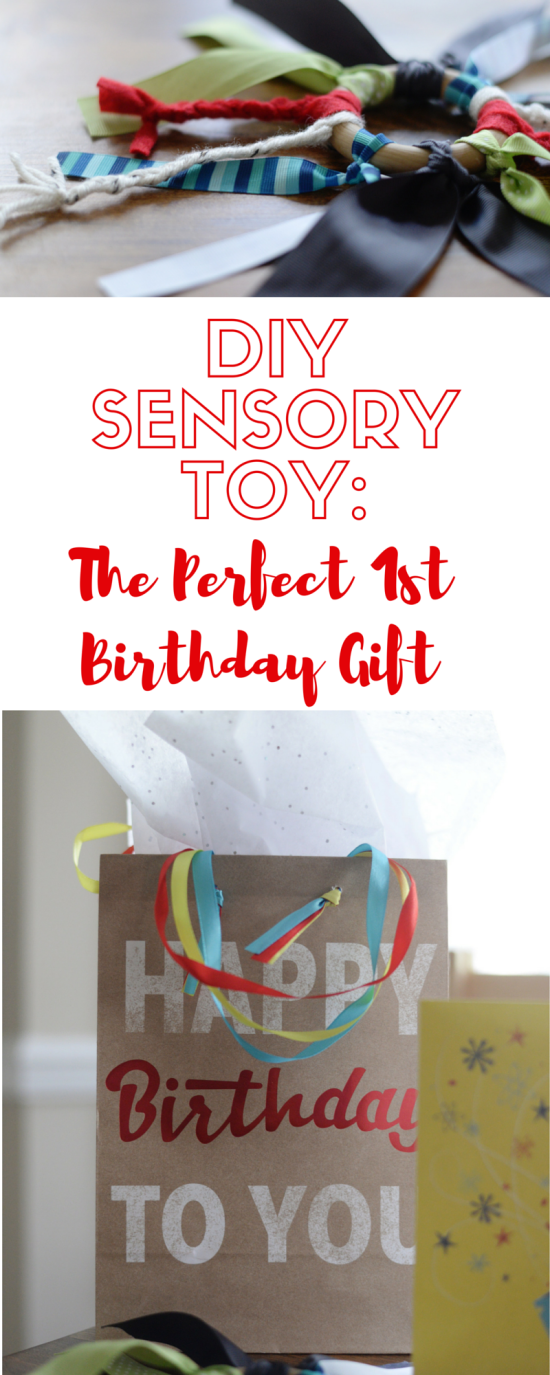 DIY Sensory Toy The Perfect First Birthday Gift Ad CelebrateAmazingBDays Walmart