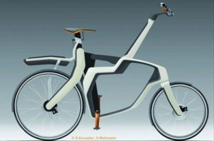 Conceptual bicycle design  August 2013 #Oxylanevillage #Velo