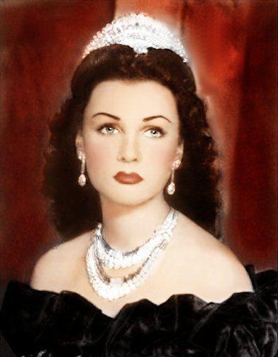 Noblesse et Royautés: Princess Fawzia of Egypt