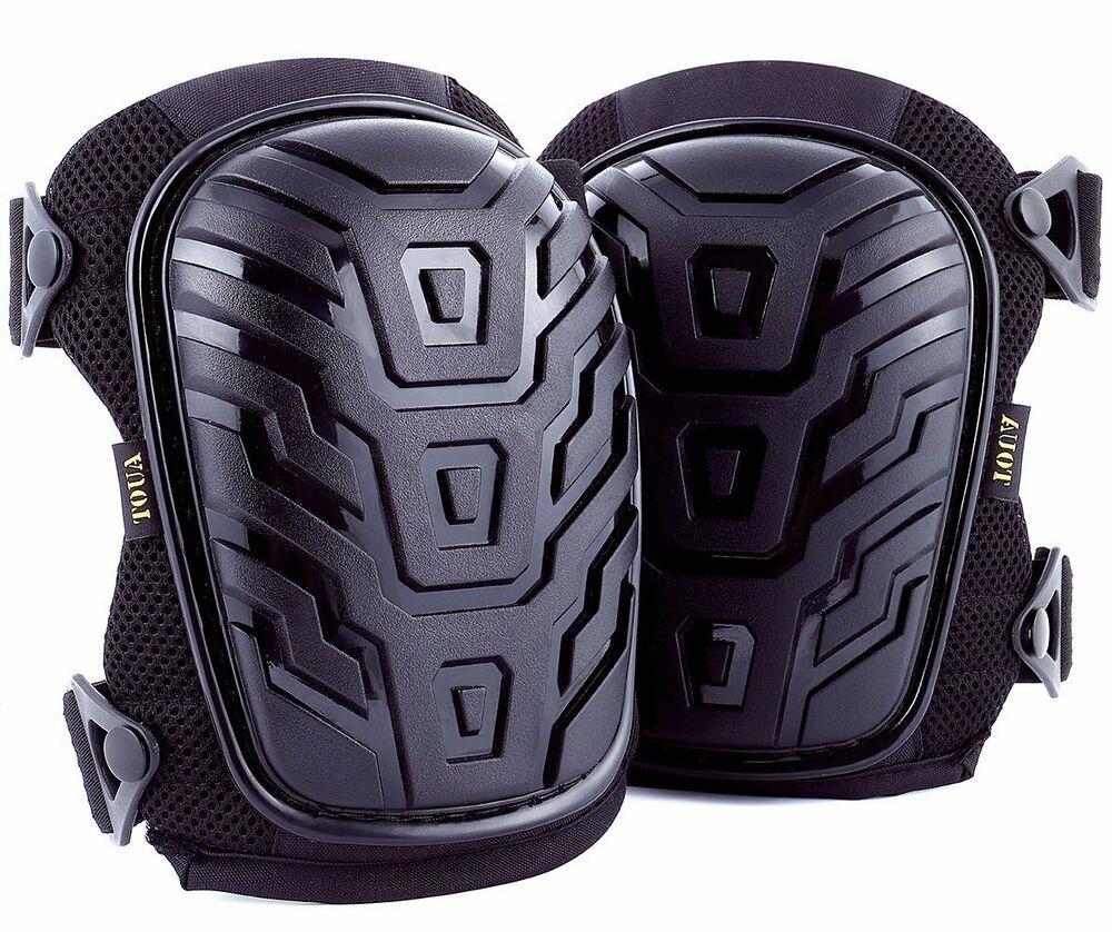 Professional Kneepads Knee Pads w// Heavy Duty Comfortable Gel Cushion Padding