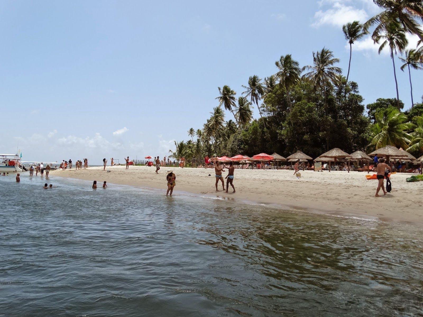 D&D Mundo Afora - Blog de viagem e turismo | Travel blog: Carneiros (Pernambuco) - o terceiro maior banco de...