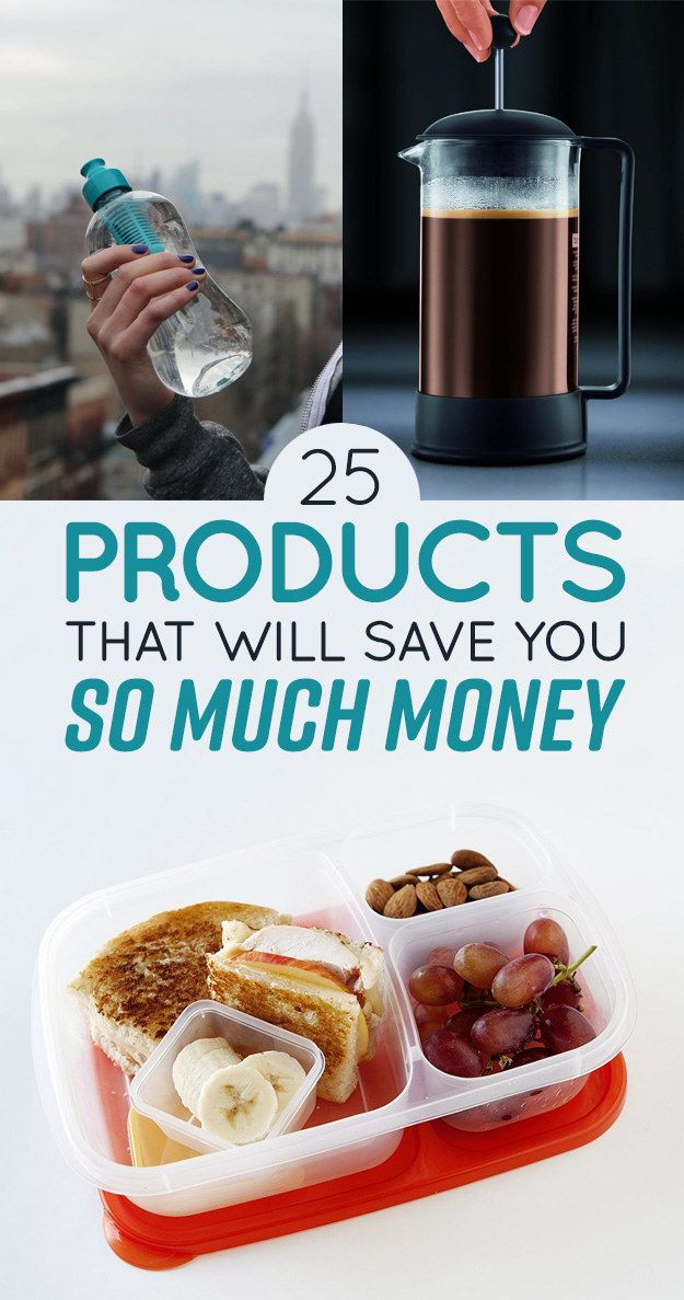 25 Investments That Will Save You Money In The Long Run | Utensilios ...