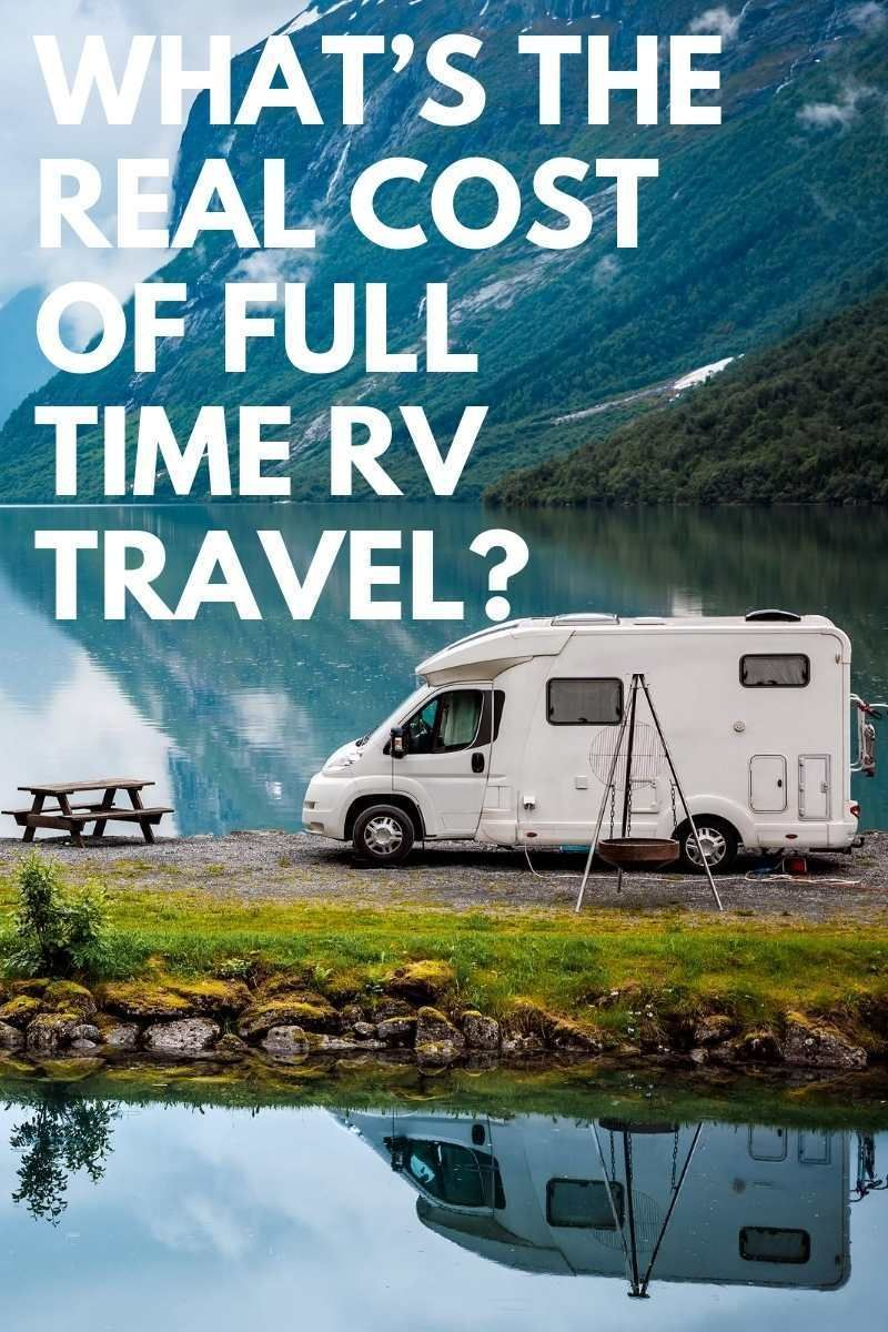 How Much Does Van Life Cost The Real Cost Of Living In A Van In 2020 Van Life Rv Travel Full Time Rv