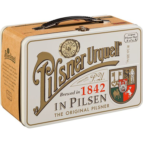 d9725b189e65 PILSNER URQUELL cerveza rubia importación checa Pack Vintage 4 latas ...