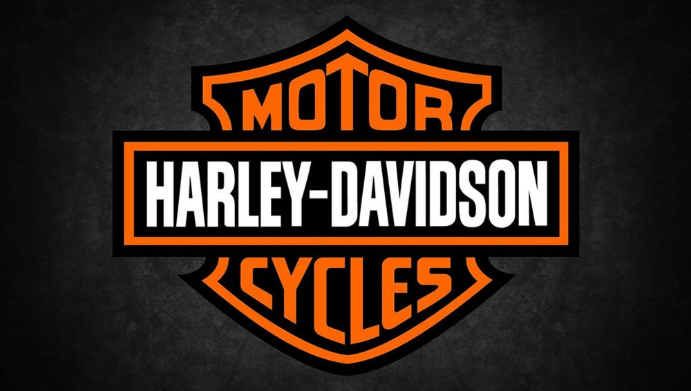 What Font Was Used In Harley Davidson Logo Block Gothic Rr Bold Extracond Is The Font Used In The Harley Davidson Logo This In 2020 Harley Davidson Davidson Harley
