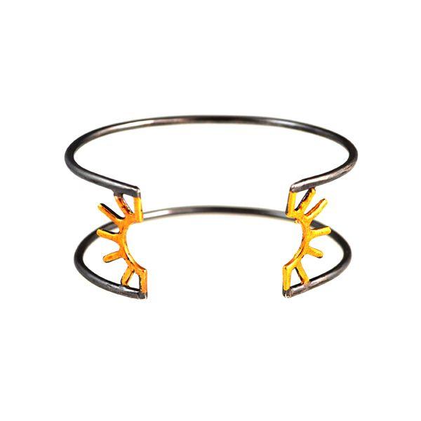 Acanthus Jewelry Design | Dawn Cuff
