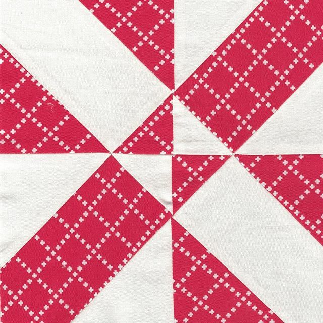 Disappearing 4-patch block variation. #disappearing4patch #block #patchwork Tutorial on my blog