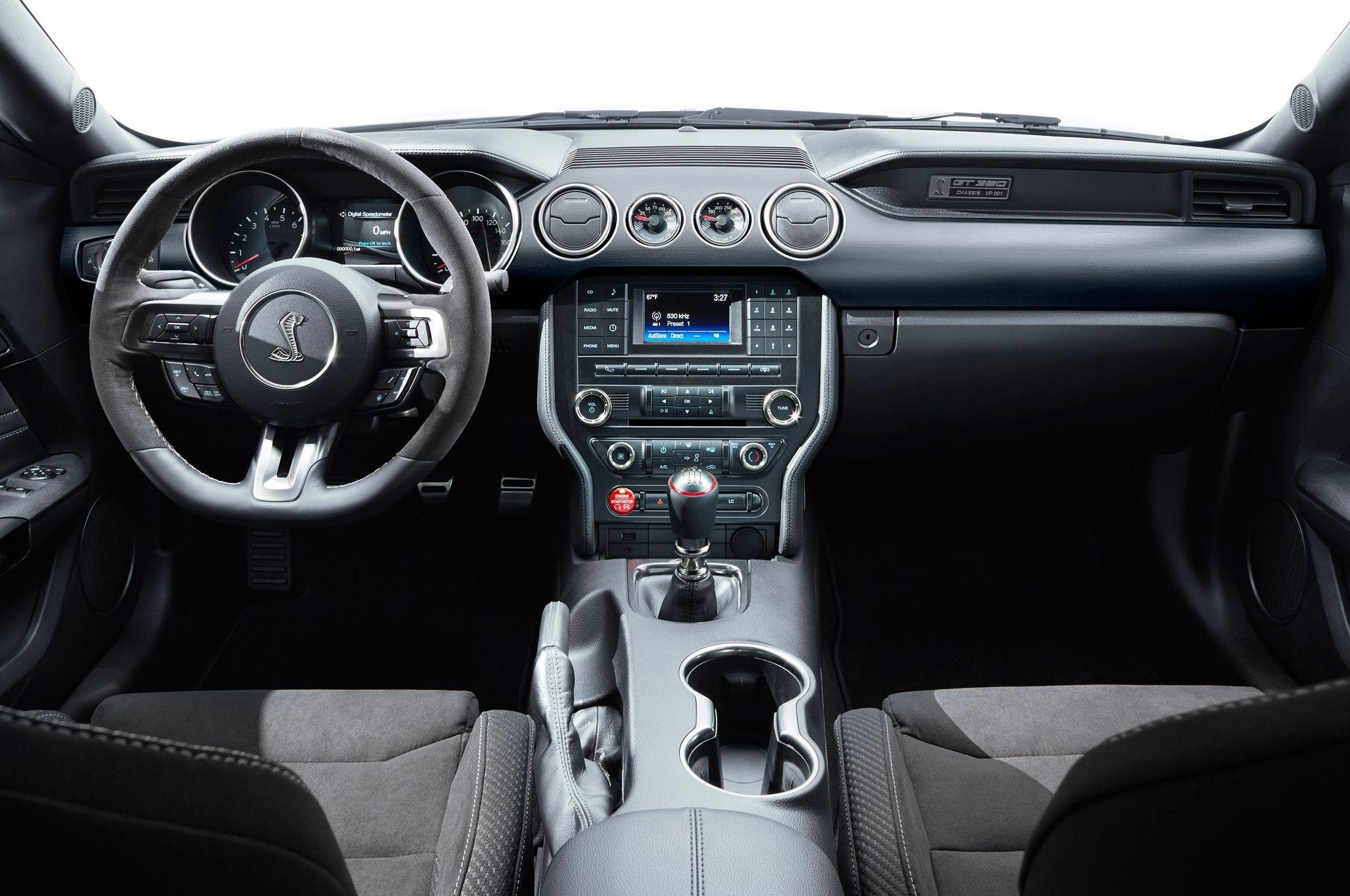 Gt350r Interior