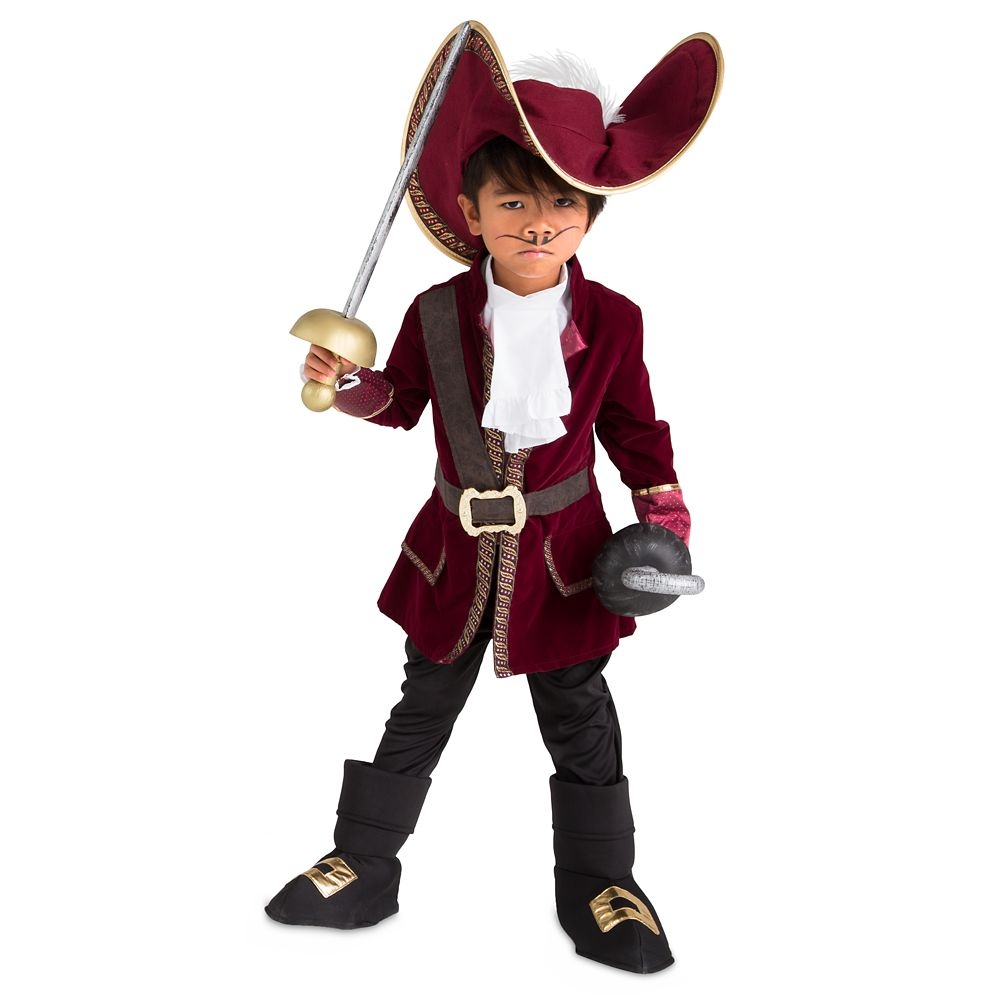 Captain Hook Costume Collection For Kids Captain Hook Costume Kids Costumes Buy Halloween Costumes