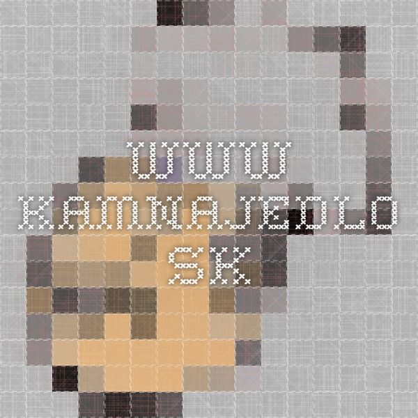 www.kamnajedlo.sk