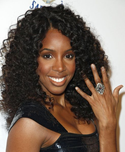 Curly Prom Hair Styles For African Americans Long Curly