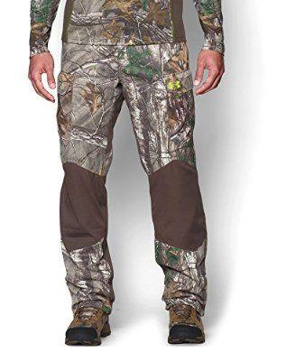 Realtree MAX-5 Camo Large//Regular Men/'s Casual Snow Sports Cargo Pants