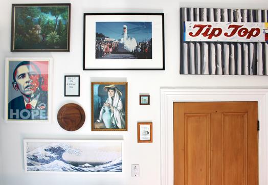 Cush and Nooks: Fi's Living Room | Bibby + Brady