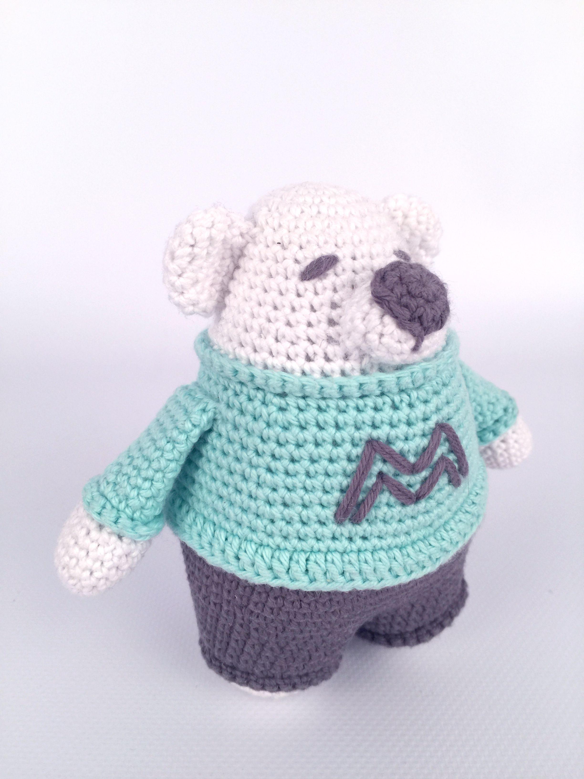 Mighty Malcolm - Free pattern by Dendennis | Crochet - den Dennis ...