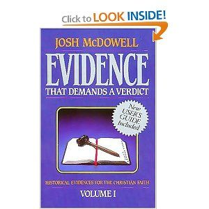 "Among important books in the defense of Christianity, this one has few equals. Evidence That Demands a Verdict is an easy-to-read, front-line defense for Christians facing the tough questions of critics and skeptics. Using secular evidences and other historical sources, Josh McDowell's faith-building book is a ""must read"" for every Christian."