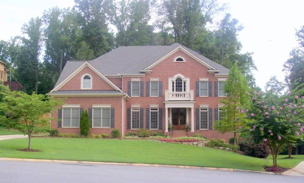 East cobb front landscape (With images) Home garden