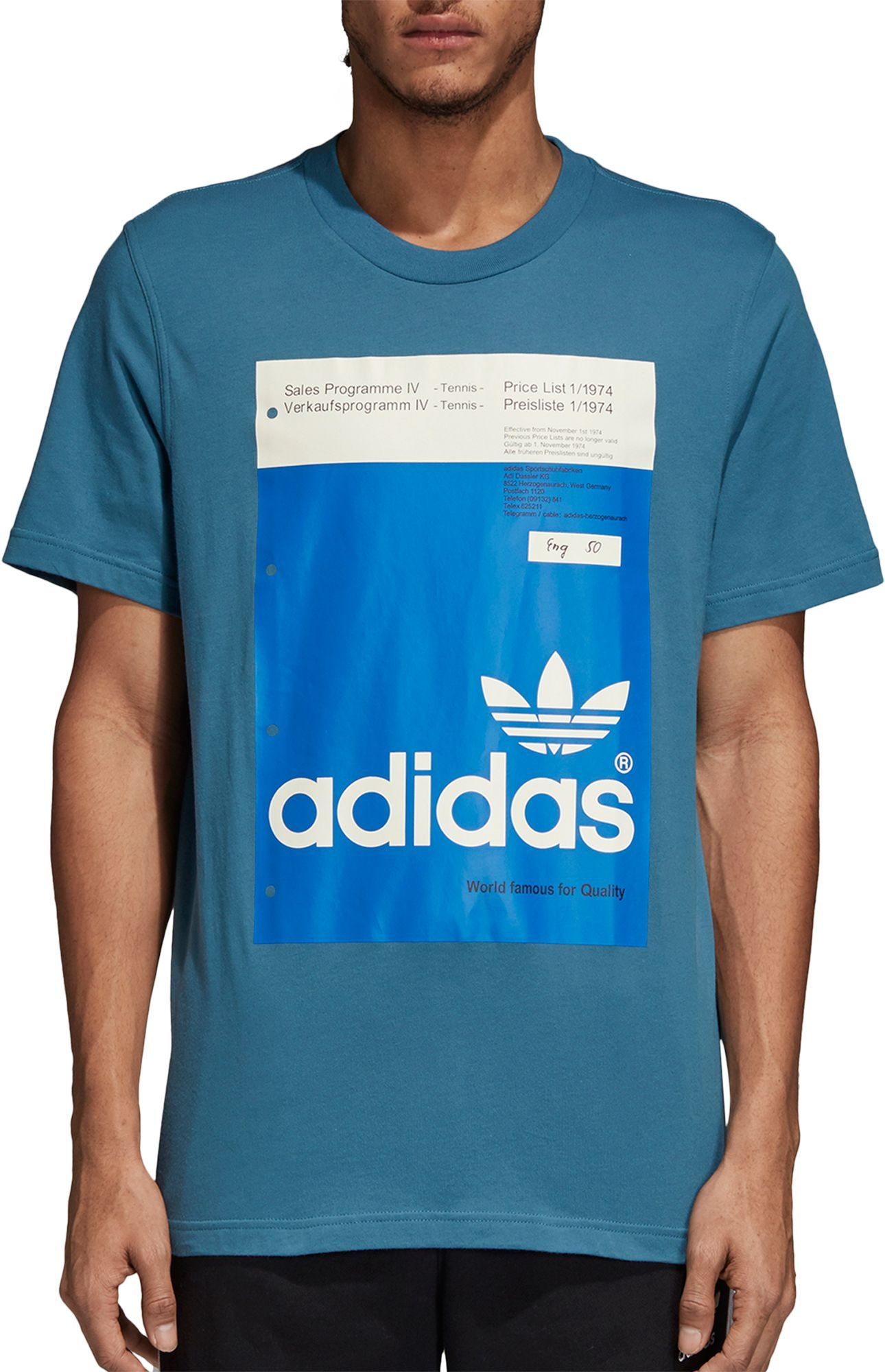 4e90fa5c2 adidas Originals Men's Pantone Graphic Tee in 2019 | Products ...